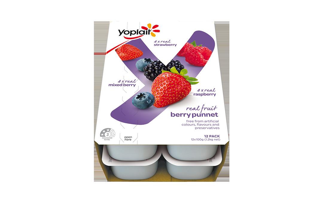 Yoplait Mixed Berry